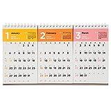 能率 NOLTY 2020年 カレンダー 卓上 52 3ヶ月 A5変型 C250 ([カレンダー])