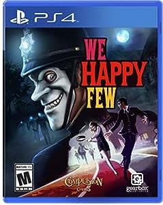 We Happy Few (輸入版:北米) - PS4