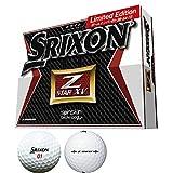 ダンロップ SRIXON ボール Z-STAR XV ボール ダブルナンバー 1ダース(12個入り) ホワイト