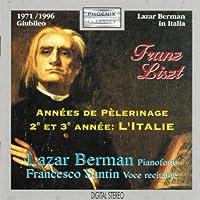 Liszt;Deuxieme Annee/Italie