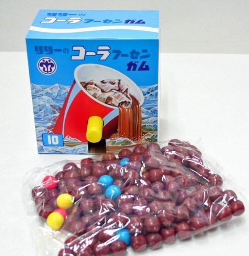 玉出しガム コーラ味 10円 120付