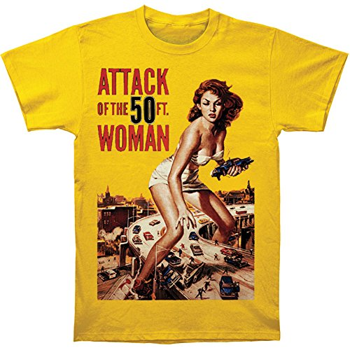 Attack Of The 50 Foot Woman SHIRT メンズ
