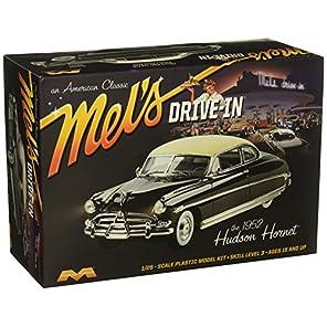 メビウス 1/25 1952年ハドソン・ホーネット メルズ・ドライブイン プラモデル MOE1216