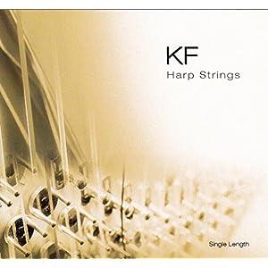 Salvi Harps レバーハープ 交換用バラ弦 KF No.06 G 1st