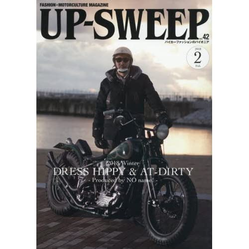 UP-SWEEP(アップスイープ) 2018年 02 月号 [雑誌]