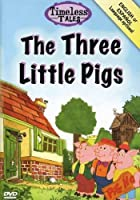 Timeless Tales: Three Little Pigs [DVD] [Import]
