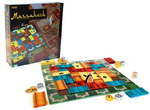 マラケシュ (Marrakech) [並行輸入品] ボードゲーム