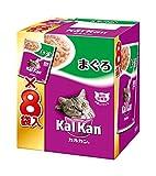 カルカン パウチ 成猫用 1歳から まぐろ 70g×8袋入り [キャットフード]