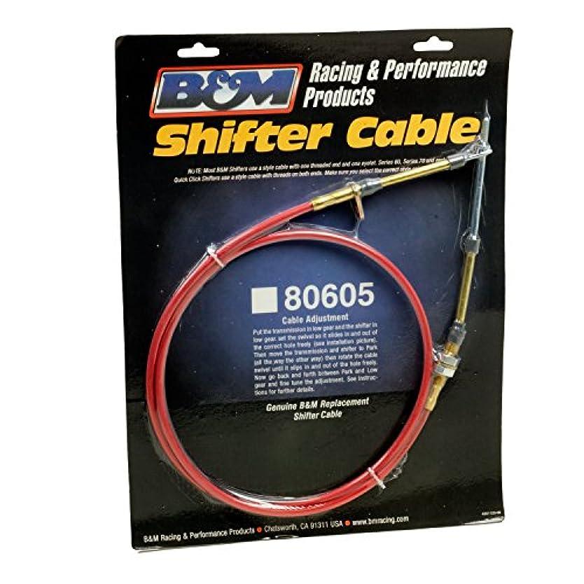 売上高インタラクション最後にB&M 80605の性能のベルト寄せケーブル