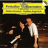 プロコフィエフ:ヴァイオリン・ソナタ第1番&第2番、他