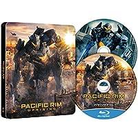 【Amazon.co.jp限定】パシフィック・リム:アップライジング スチール・ブック仕様 ブルーレイ+DVDセット