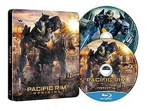 パシフィック・リム:アップライジング スチール・ブック仕様 ブルーレイ+DVDセット [Blu-ray]