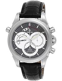 [オメガ]OMEGA 腕時計 デ・ビルコーアクシャルラトラパンテ 自動巻 クロノグラフ 4848.40.31 メンズ 【並行輸入品】