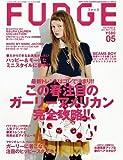 FUDGE (ファッジ) 2011年 05月号 [雑誌]