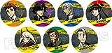 TVアニメ トクナナ トレーディング缶バッジ BOX商品 1BOX=7個入り、全7種類