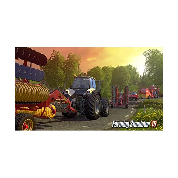 Farming Simulator 15: P...の紹介画像6