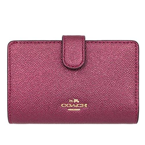 [コーチ] COACH 財布 (二つ折り財布) F23256 レザー 二つ折り財布 レディース [アウトレット品] [並行輸入品]