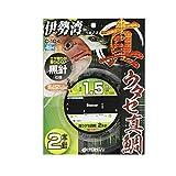 HARIMITSU(ハリミツ) 真ウタセ真鯛 2本針11-4 C-104