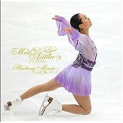 浅田真央 スケーティング・ミュージック 2015-16(DVD付)