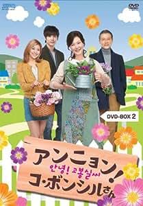 アンニョン!コ・ボンシルさん DVD-BOX2