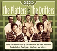 Platters Meet the Drifters by Various Artists