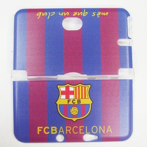 FCバルセロナ オフィシャル ニンテンドー3DSLL カバー BCN69397