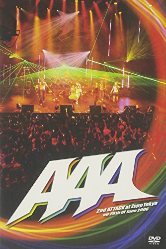 2nd ATTACK at Zepp Tokyo on 29th of June 2006 [DVD]の詳細を見る