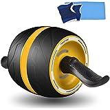 パラディニア(Paladineer)アブホイール 腹筋ローラー ベアリング 超静音 スリムトレーナー 腹筋 エクササイズウィル 筋肉 腹筋トレーニング 安全 2輪