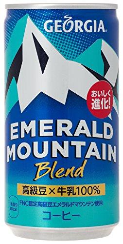ジョージア エメラルドマウンテン 缶 コーヒー 185g×30本