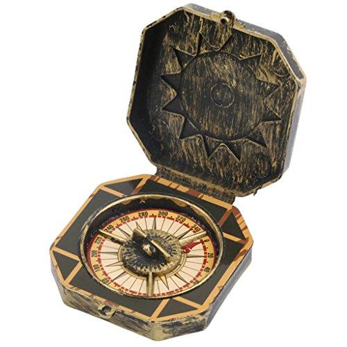 Dovewill コンパス 羅針盤 おもちゃ 海賊キャプテン 仮装 コスプレ小物