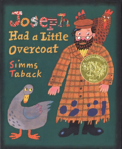 Joseph Had a Little Overcoat (Caldecott Honor Book)の詳細を見る