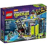 レゴ (LEGO) ミュータント タートルズ ミューテーション室からの脱出 79119