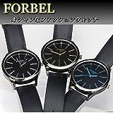 腕時計 メンズ FORBEL フォーベル メンズ腕時計 大きめフェイス