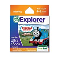 LeapFrog LeapPad Thomas & Friends: The Great Penguin Rescue Ultra eBook