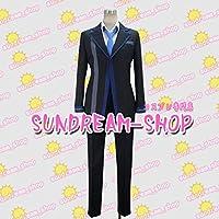 【サイズ選択可】男性LLサイズコスプレ衣装14561ブラック・ブレット里見 蓮太郎 さとみ れんたろう男子制服