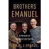 Brothers Emanuel: A Memoir of an American Family 画像
