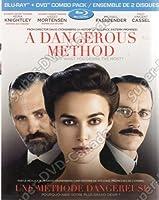 A Dangerous Method (Blu-ray/DVD Combo) [並行輸入品]