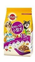 PK5小型犬11歳チキン1kg おまとめセット【6個】