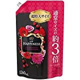 レノアハピネス ダークローズ&チェリーの香り 詰替用 超特大サイズ 1260ml