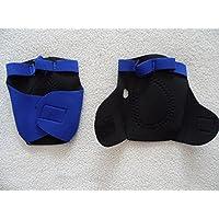 comfspo半分指glovesanti-slip衝撃吸収Gelパッド通気性サイクルグローブ