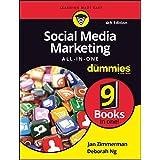 Social Media Marketing All-In-One For Dummies, 4Ed [Paperback] [Jan 01, 2017] Jan Zimmerman, Deborah Ng