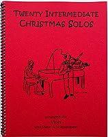 やさしいビオラ & ピアノ伴奏譜 クリスマス曲集 おなじみのX'mas定番揃い♪