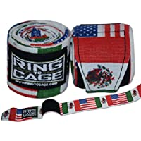 mexico-usa Printed Handwraps Mexican Style Stretchable 180