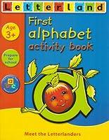 First Alphabet Activity Book (Letterland Activity Books)