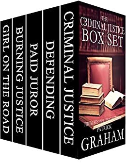 The Criminal Justice Collection: Max Harrison Books 1-5 (Max Harrison Legal Thrillers) by [O'Mahoney, Peter, Graham, Patrick]