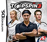 Top Spin 3 (輸入版:北米) DS