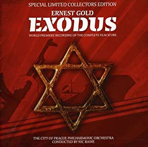 Exodus-World Premier Complete Score