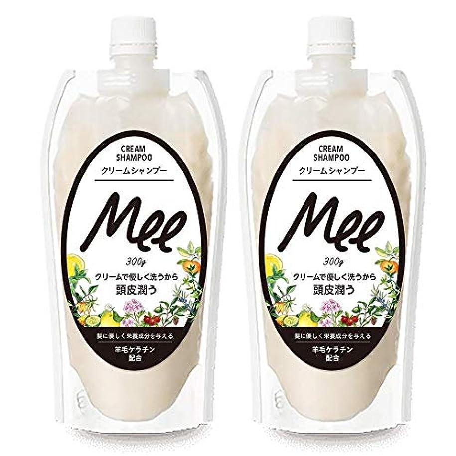 その間スペインバスタブまとめ買い【2個組】 NEW!! 洗えるトリートメントMEE Mee 300g×2個SET クリームシャンプー 皮脂 乾燥肌 ダメージケア 大容量 時短 フケ かゆみ