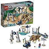レゴ(LEGO)ジュラシック・ワールド トリケラトプスの暴走 75937 ブロック おもちゃ 恐竜 男の子