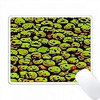 スマイリー拒否 PC Mouse Pad パソコン マウスパッド